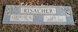 Gertrude M. Risacher