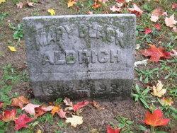 Mary Lucinda <I>Cartwright</I> Aldrich