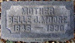 Isabelle J <I>Evans</I> Moore