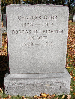 Dorcas D. <I>Leighton</I> Cobb