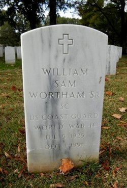 William Sam Wortham, Sr