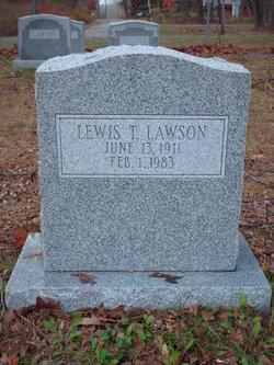 Lewis T. Lawson