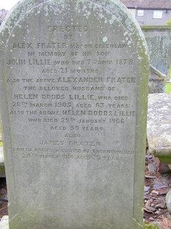John Lillie Frater
