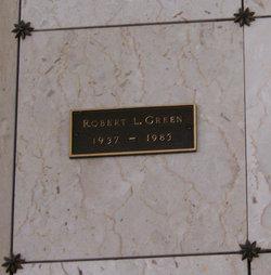 Robert Lee Green