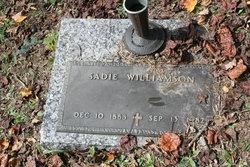 Sadie Williamson
