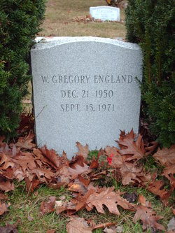 W. Gregory England
