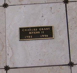 Charles Grant Myers, II
