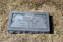 Robert Lee Robinson, Jr