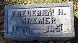 Frederick H. Kremer