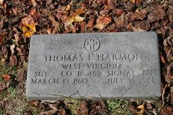 Thomas E Harmon