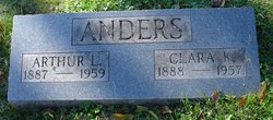 Clara J. <I>Klein</I> Anders