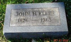 John Henry Klein