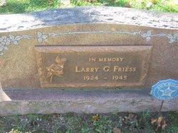 Larry G. Friess