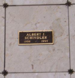 Albert J Schindler