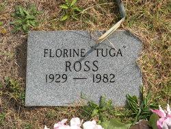 """Florine """"Tuga"""" Ross"""