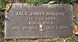 Jack James Malone