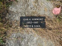 John H Hammond