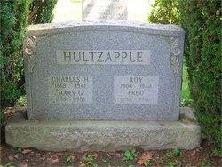 """Mary """"Mame"""" <I>Guyer</I> Hultzapple"""