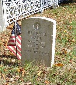 Henry B Wahl