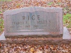 Nellie N Rice