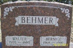 Bernice Bertha <I>Reibold</I> Behmer