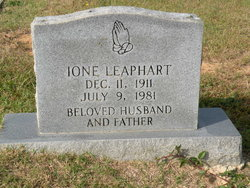 Ione Leaphart
