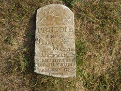 Freddie Buckman