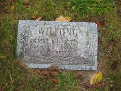 """Gilbert K. """"Gib"""" Wilfong"""