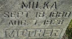 Milka Julia <I>Vabanc</I> Kovacich