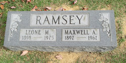 Leone M <I>Linxwiler</I> Ramsey