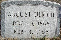 August Ulrich