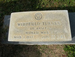 Whitfield Turner