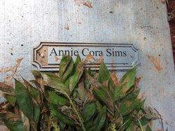 Annie Cora Sims