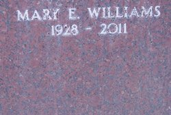 Mary E. Williams