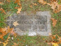 Brenda E <I>Dennison</I> Lewis