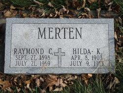 Hilda K. Merten