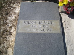 Weldon Lee Shiver
