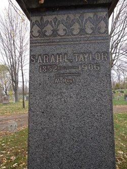 Sarah L Taylor