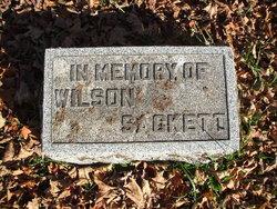 Wilson Sackett