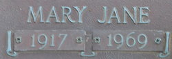 Mary Jane Nelson