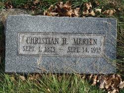 Christian H. Merten