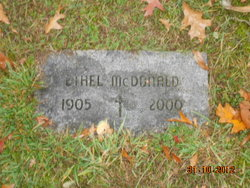 Ethel McDonald