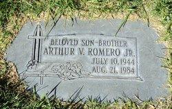 Arthur V Romero, Jr