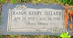 Rabon Henry Hillard