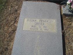 Julian Franklin Shiver