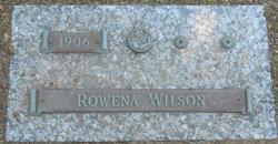 Rowena Wilson