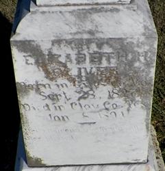 Elizabeth H Oliver