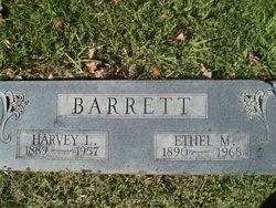 Ethel M. <I>Frazier</I> Barrett