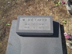 W Joe Carter