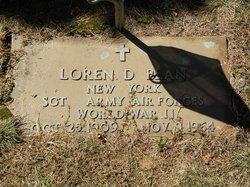 Loren D Bean